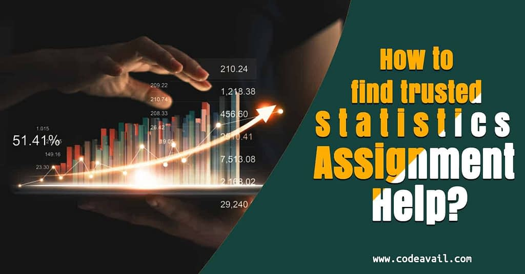 How to find trusted Statistics Assignment Help?