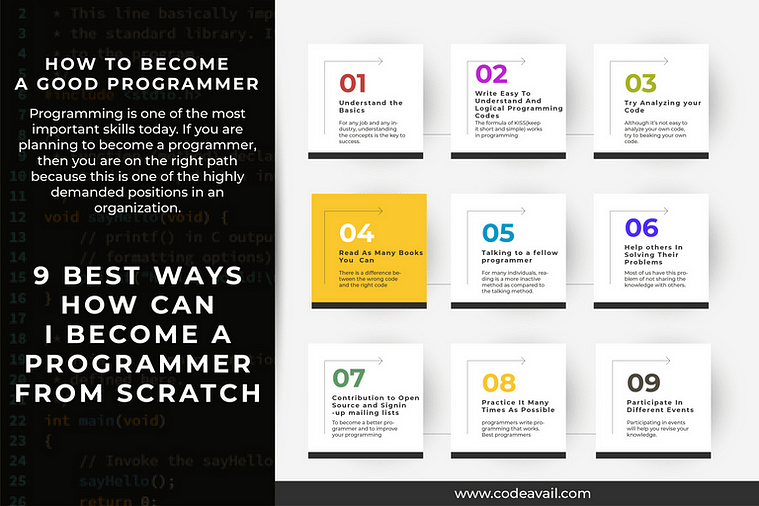 9 Tips For beginners how to become the best programmer in the world