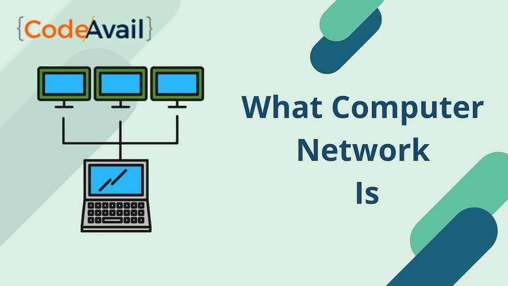 what computer network is