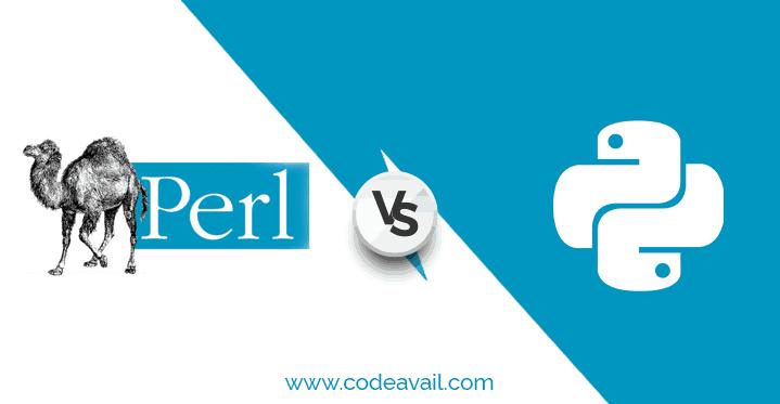 Perl vs Python