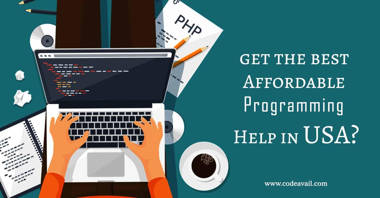 Programming Help USA